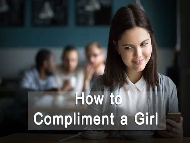 Compliment for girl in saree