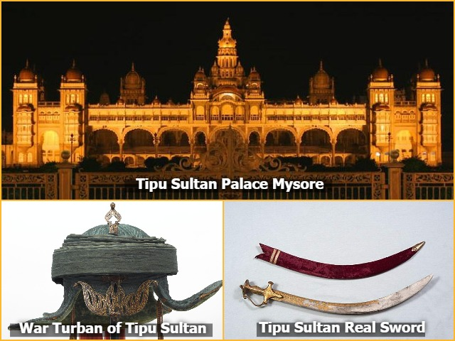 Facts about Tipu Sultan